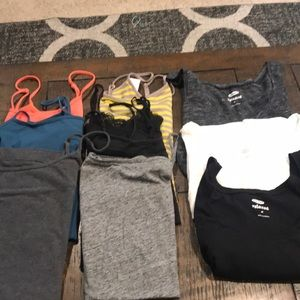 LOFT, 14th & Union, Old Navy Tanks Tops - 10 total